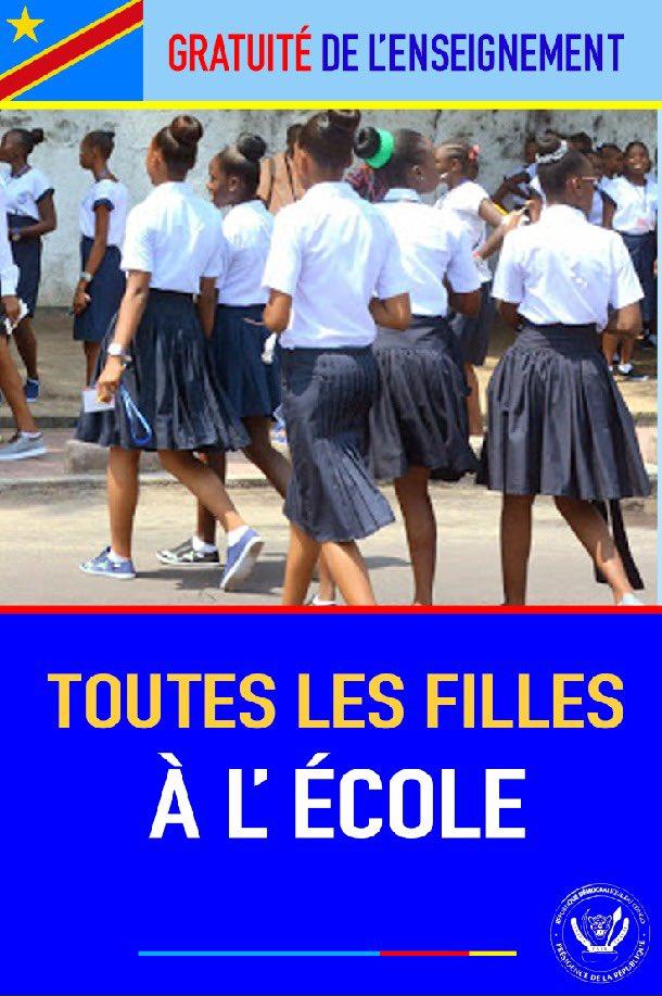 Gratuité de l'enseignement – 1 – Réhabilitation des écoles